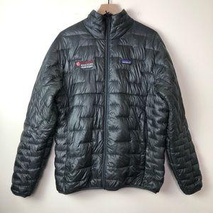 Patagonia Nano Puff Puffer Forge Grey Jacket